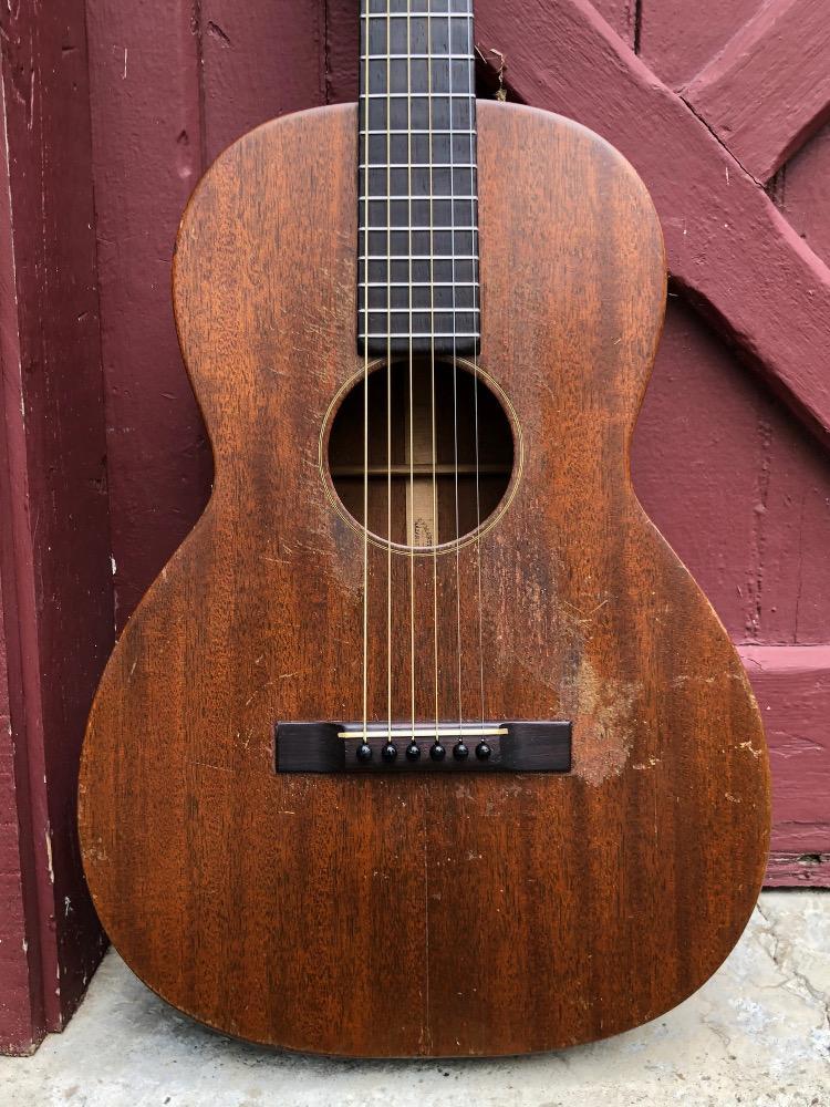 Vintage Blues Guitars Sold Martin 00 17 12 Fret 1930